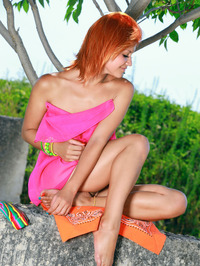 Dina P Naked Hot Body 08