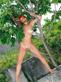Dina P Naked Hot Body 19