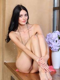 Skinny Brunette Natalija D 08