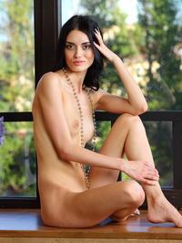 Skinny Brunette Natalija D 13