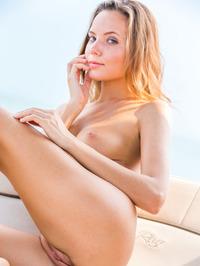 Katya Clover Naked In Private Boat 09