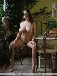 Verena In Orangery 00