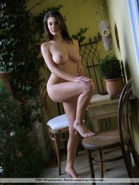 Verena In Orangery 10