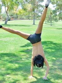 Naughty Mya Gets Naked At The Park 06