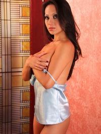 Gianna Lynn Lingerie Stripping 05