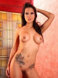 Gianna Lynn Lingerie Stripping 11