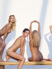 Hegre Art babes nude poses 09