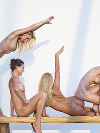 Hegre Art babes nude poses 10