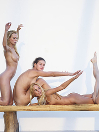 Hegre Art babes nude poses 13