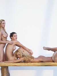 Hegre Art babes nude poses 14