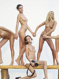 Hegre Art babes nude poses 16
