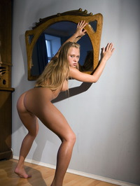 Erotic Blonde Willa 12