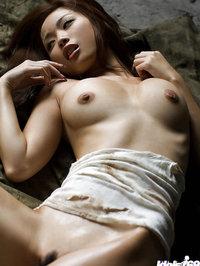 Risa Kasumi Stripped Asian Babe 05