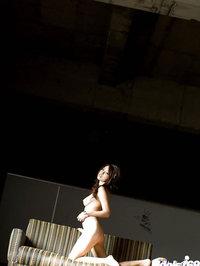 Risa Kasumi Stripped Asian Babe 10