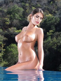 August Ames Exotic Locale 14