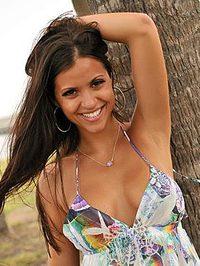 Busty Latina Janessa Brazil 01