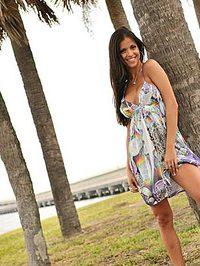 Busty Latina Janessa Brazil 02