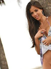 Busty Latina Janessa Brazil 10