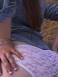 Lucy Ohara Plays With Her Dildo 03