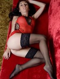 Beautiful Russian Babe In Stockings 05