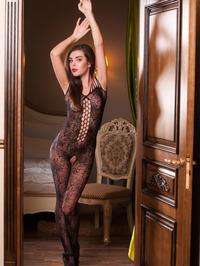 Dakota Crotchless Bodysuit 01