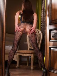 Dakota Crotchless Bodysuit 05
