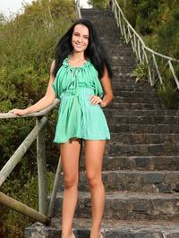 Sapphira A Naked Outdoor 00