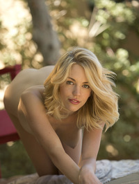 Sexy Blonde Blake Bartelli Gets Naked 13