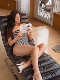 Lauren Crist Strips Naked For You 00