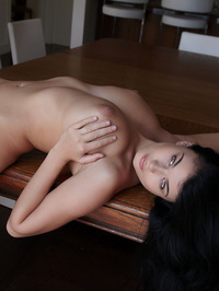 Lucy Li Showing Big Tits And Pussy 18