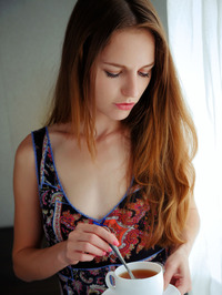 The Redhead Beauty Babe Sofi Shane 00