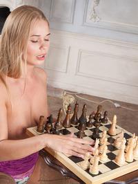 gorgeous busty blonde Sarika A 04