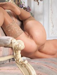 gorgeous busty blonde Sarika A 09