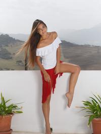 Sexy Spanish sweetheart Lorena B 01