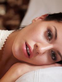 beautiful Czech brunette Eveline 05