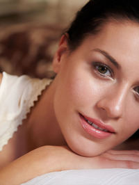 beautiful Czech brunette Eveline 07