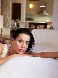 beautiful Czech brunette Eveline 08