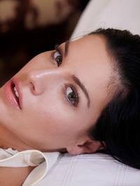 beautiful Czech brunette Eveline 09