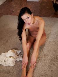 beautiful Czech brunette Eveline 19