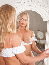 busty blonde bombshell Sarika A  06