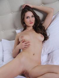Sexy Ukrainian brunette Elina 16