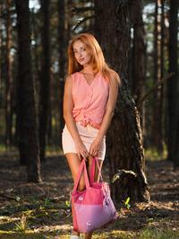 Natural redhead Michelle H 01