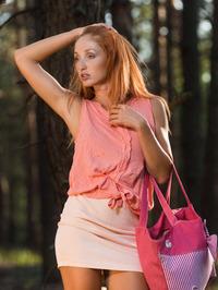 Natural redhead Michelle H 02