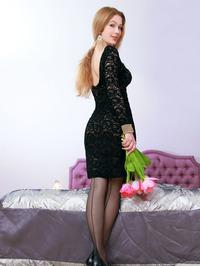 Russian starlet Genevieve Gandi looks absolutely stunning 03