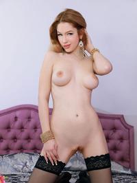 Russian starlet Genevieve Gandi looks absolutely stunning 16
