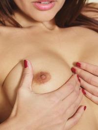 Gorgeous Alise Moreno Masturbates By The Dining Table 04