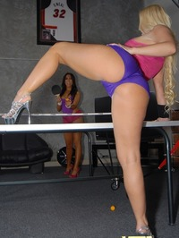 Molly Cavalli Pingpong pussy 10