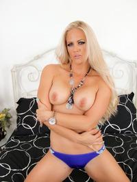 Busty Blonde Mommy 10