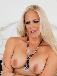 Busty Blonde Mommy 11