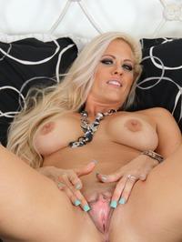 Busty Blonde Mommy 14